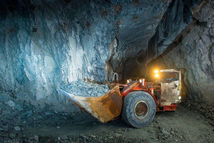 Metals X Firing On Copper And Tin - FNArena Underground Mining Images